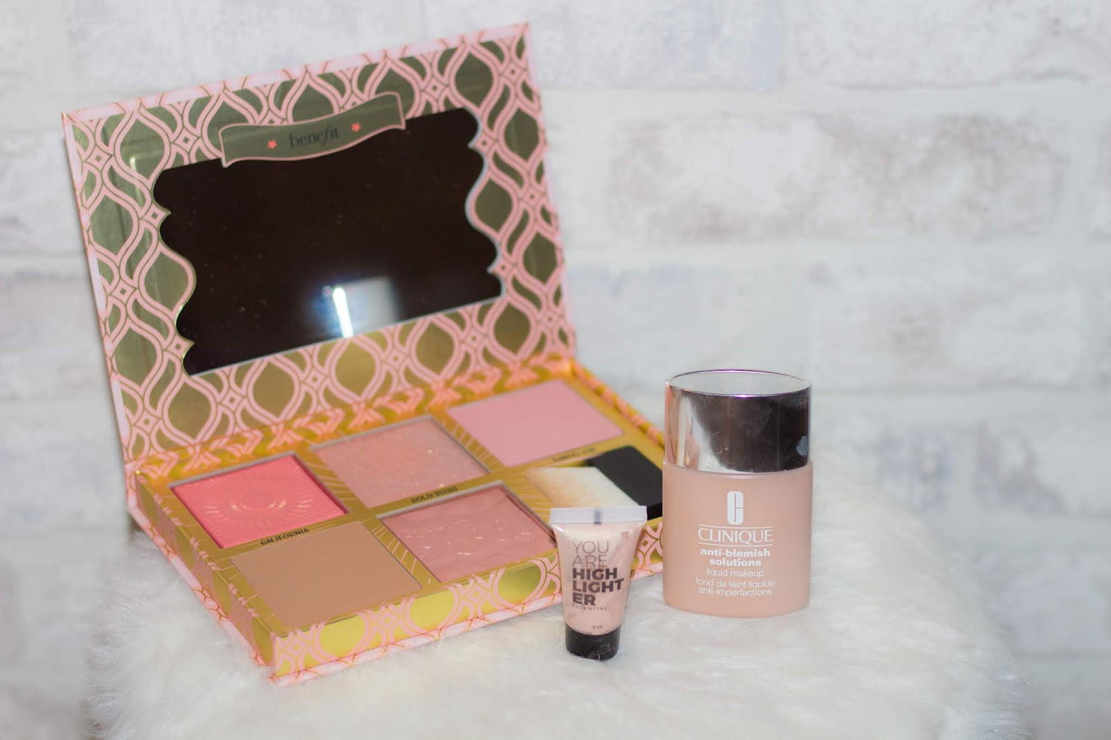 maquillage - teint - benefit - clinique