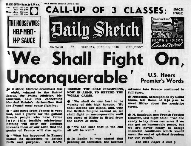 18 June 1940 worldwartwo.filminspector.com Daily Sketch