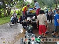 Jalan Berlubang, Nyawa Warga Bungkal Melayang