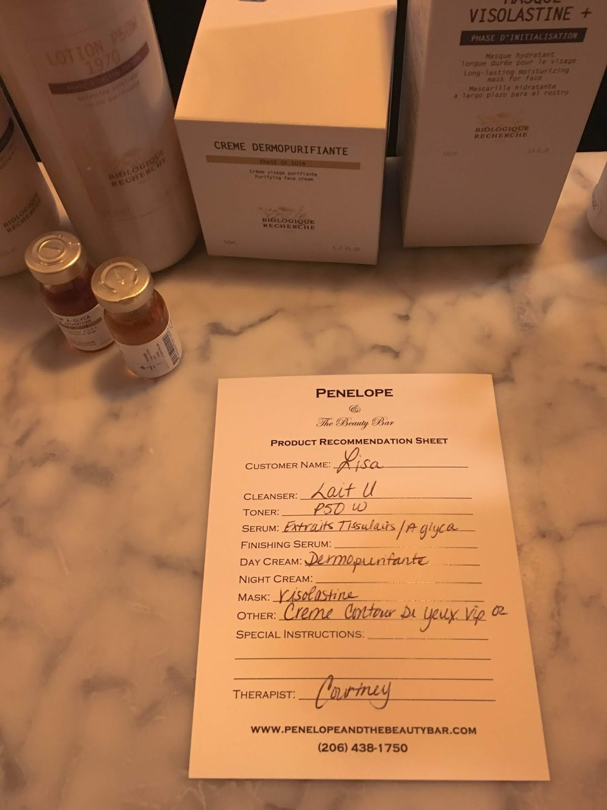 How I Beat Jetlag With a Spa Day at Penelope and the Beauty Bar