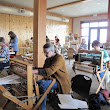 Norsk Needlework: at Home: Crackle Workshop at Baker Retreat, Powell Butte