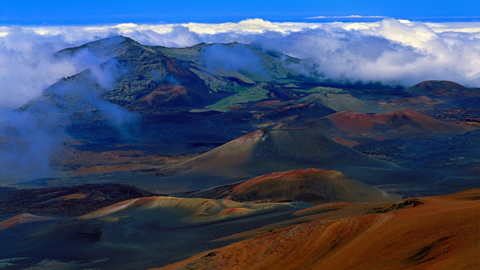 Wallpaper Proslut Mountains Hd Widescreen High Res