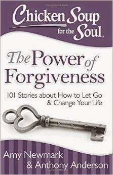 Read the review and enter to win 1 of 3 copies of Chicken Soup for the Soul: The Power of Forgiveness. Giveaway ends 1/11