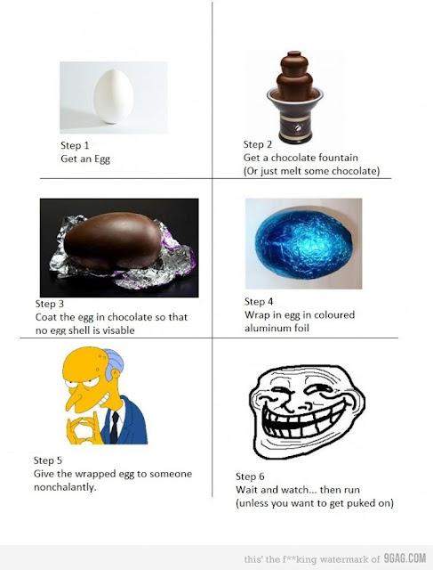 Trollface - The Art of Trolling