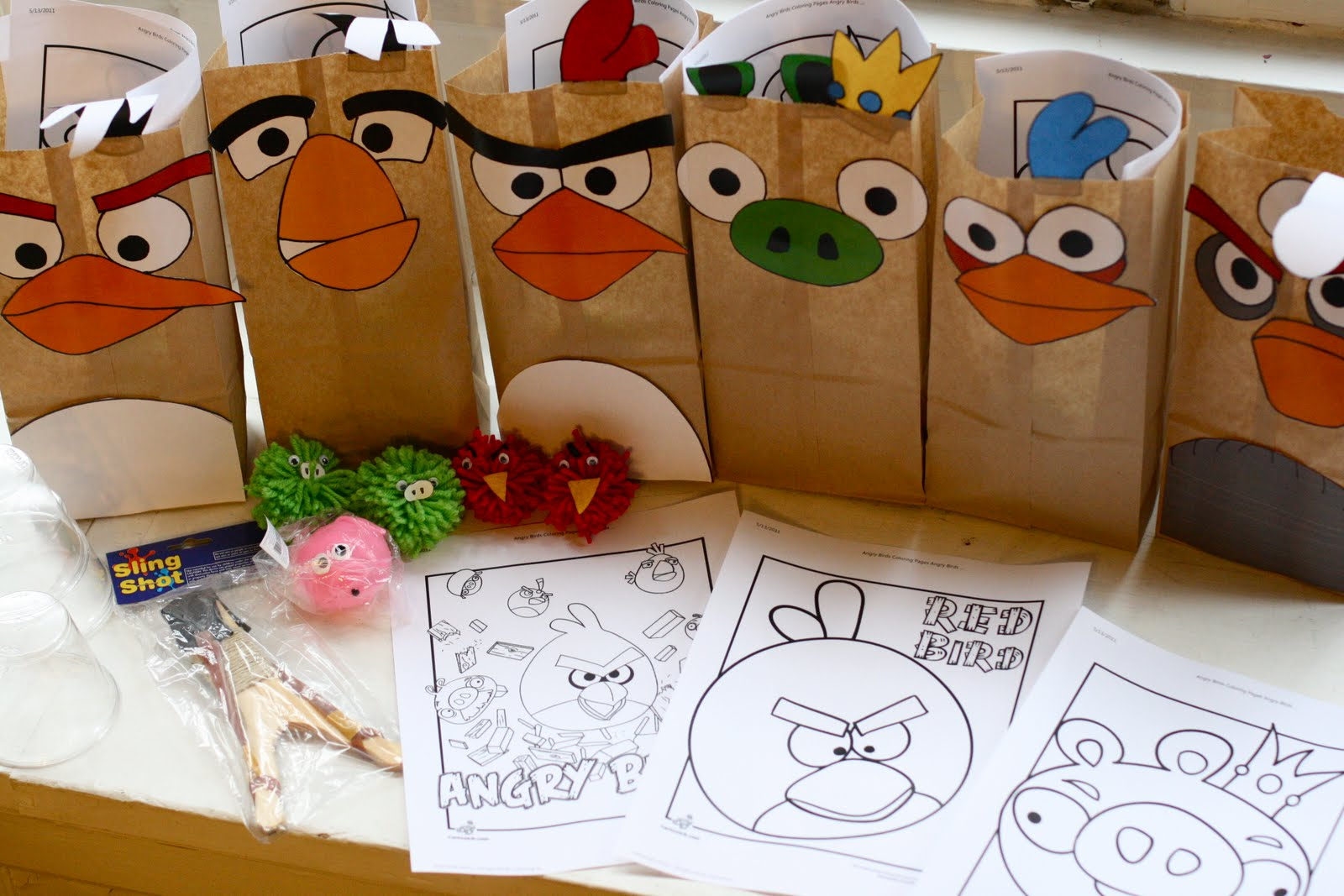 More From The Mohrs Appy Bird Day E Angry Birds