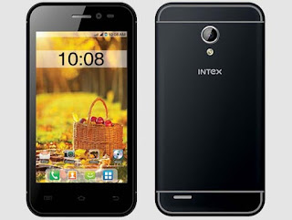 Intex Aqua V 3G review