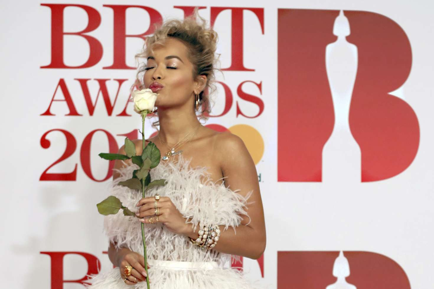 Rita Ora – 2018 Brit Awards in London