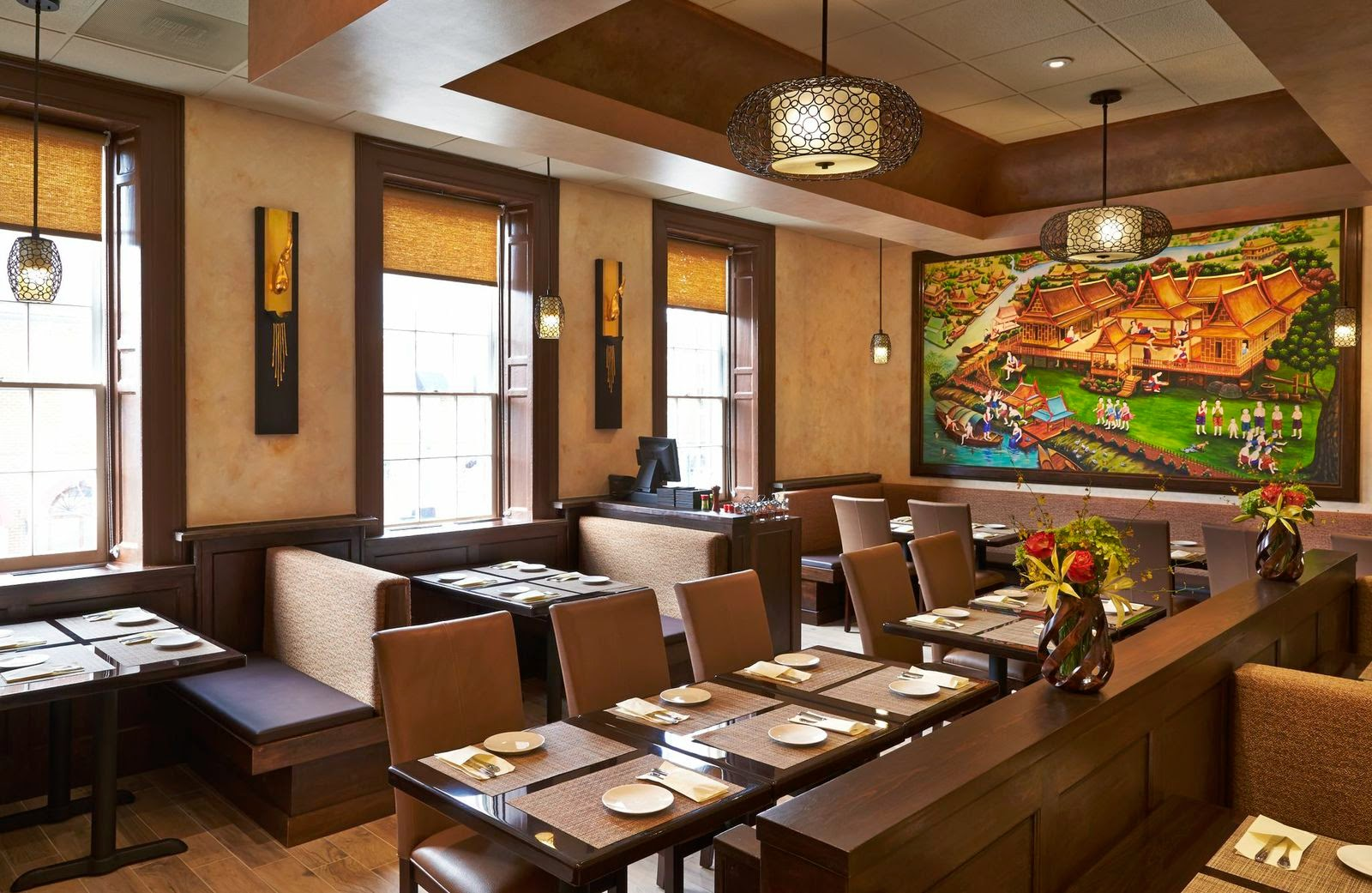 Dc Outlook I Thai Restaurant Sushi Bar Opens In Georgetown