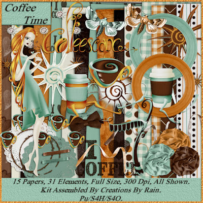 """Coffee Time"" February 2019 W4E Blog Train"