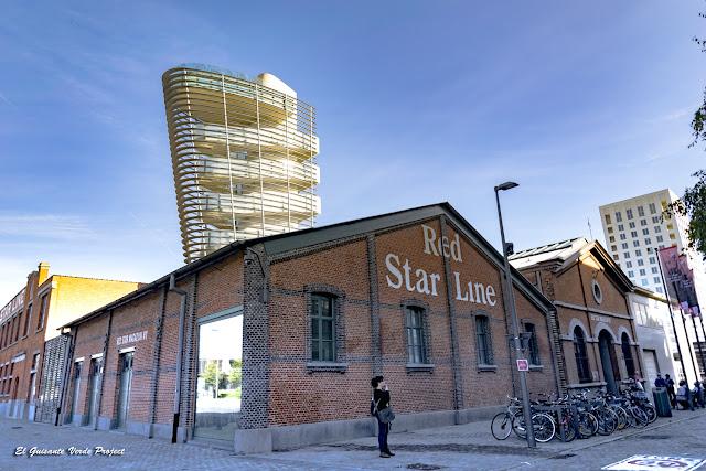 Museo Red Star Line - Amberes por El Guisante Verde Project