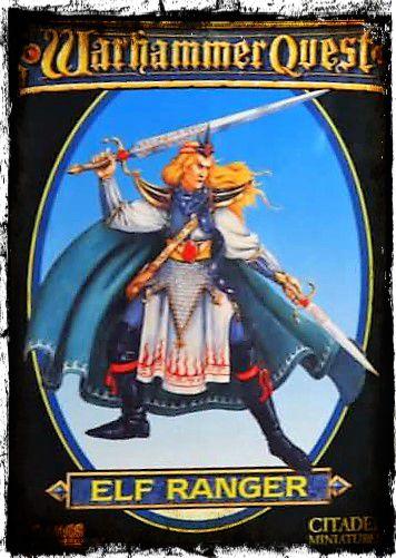 high elves warhammer quest ranger