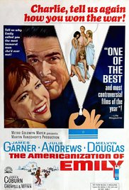 Watch The Americanization of Emily Online Free 1964 Putlocker