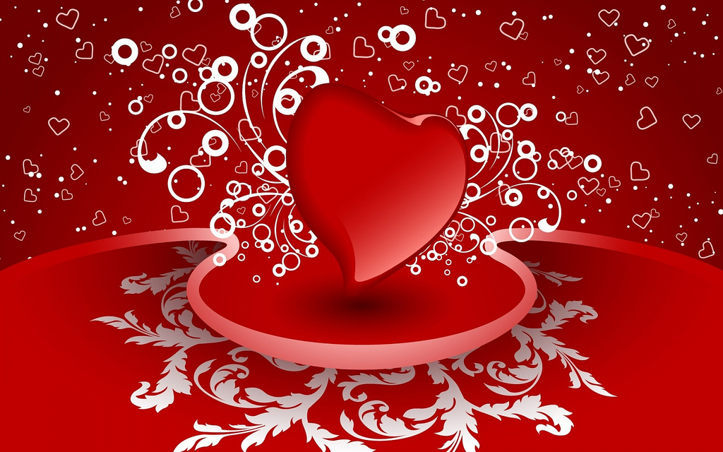 images of beautiful love hearts - photo #45