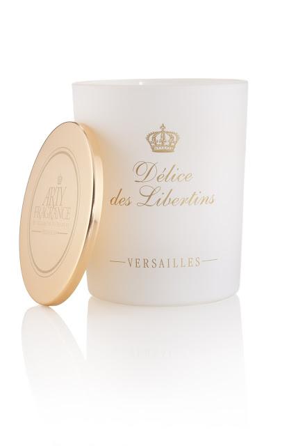 vis Délice des Libertins de Arty Fragrance, blog bougie, blog beauté, blog parfum