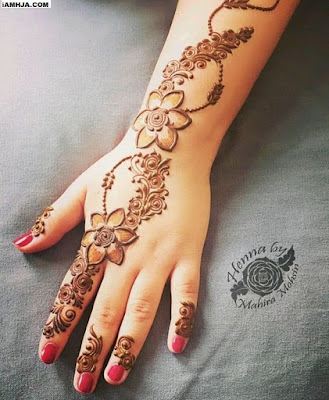 top new mehndi designs for hands unique designs pictures download