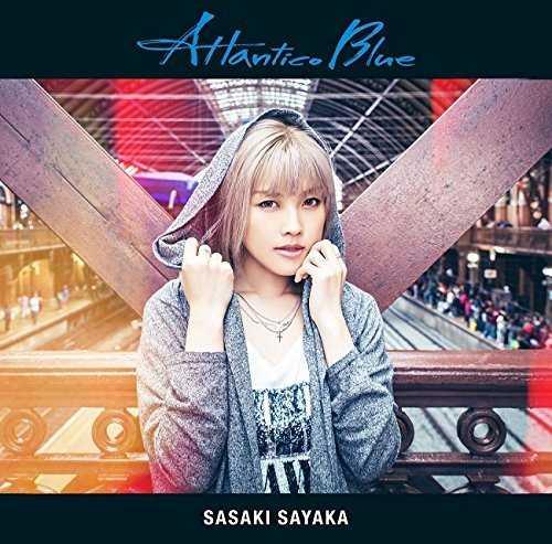 [Album] 佐咲紗花 – Atlantico Blue (2015.11.11/MP3/RAR)