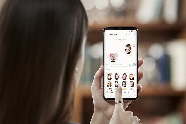 Cómo Samsung mejoró la pantalla y el sonido del Galaxy S9