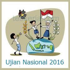 Distribusi Soal Ujian Nasional (UN) Tahun 2016 Untuk SMA-SMP Dan Sederajat Di Provinsi Sumut