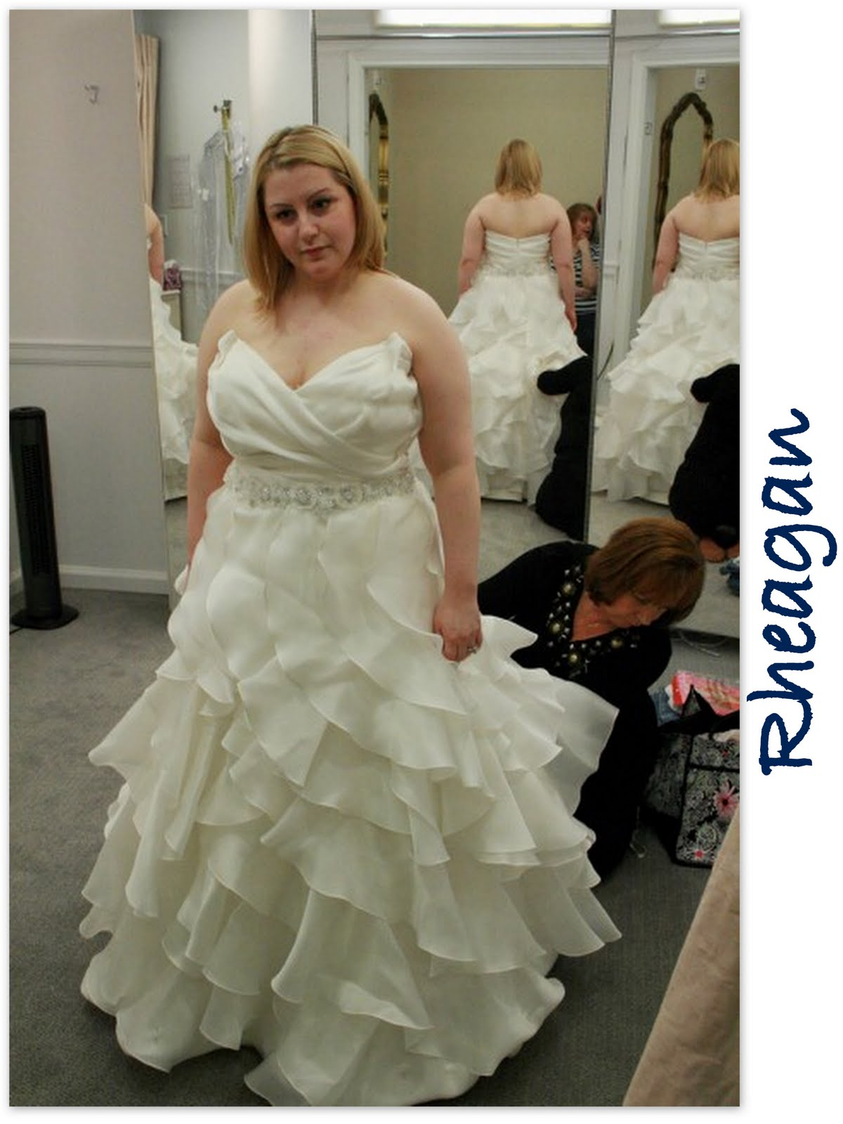 Plus Size Wedding Say Yes To The Dress Big Bliss Finale Giveaway Garnerstyle