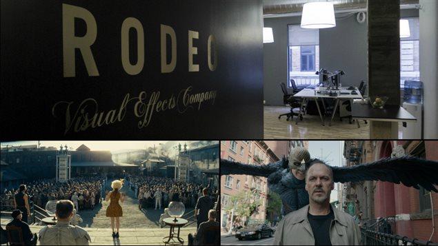 Rodeo FX es un estudio de efectos especiales que fue fundado en 2006 en Montreal.