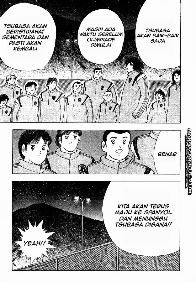 Captain Tsubasa – Rising Sun Chapter 09-13