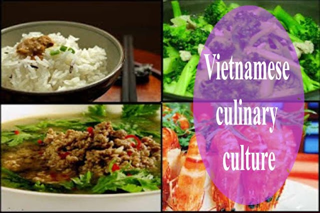 Vietnamese culinary culture
