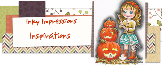 Inky Impressions Ornament Contest