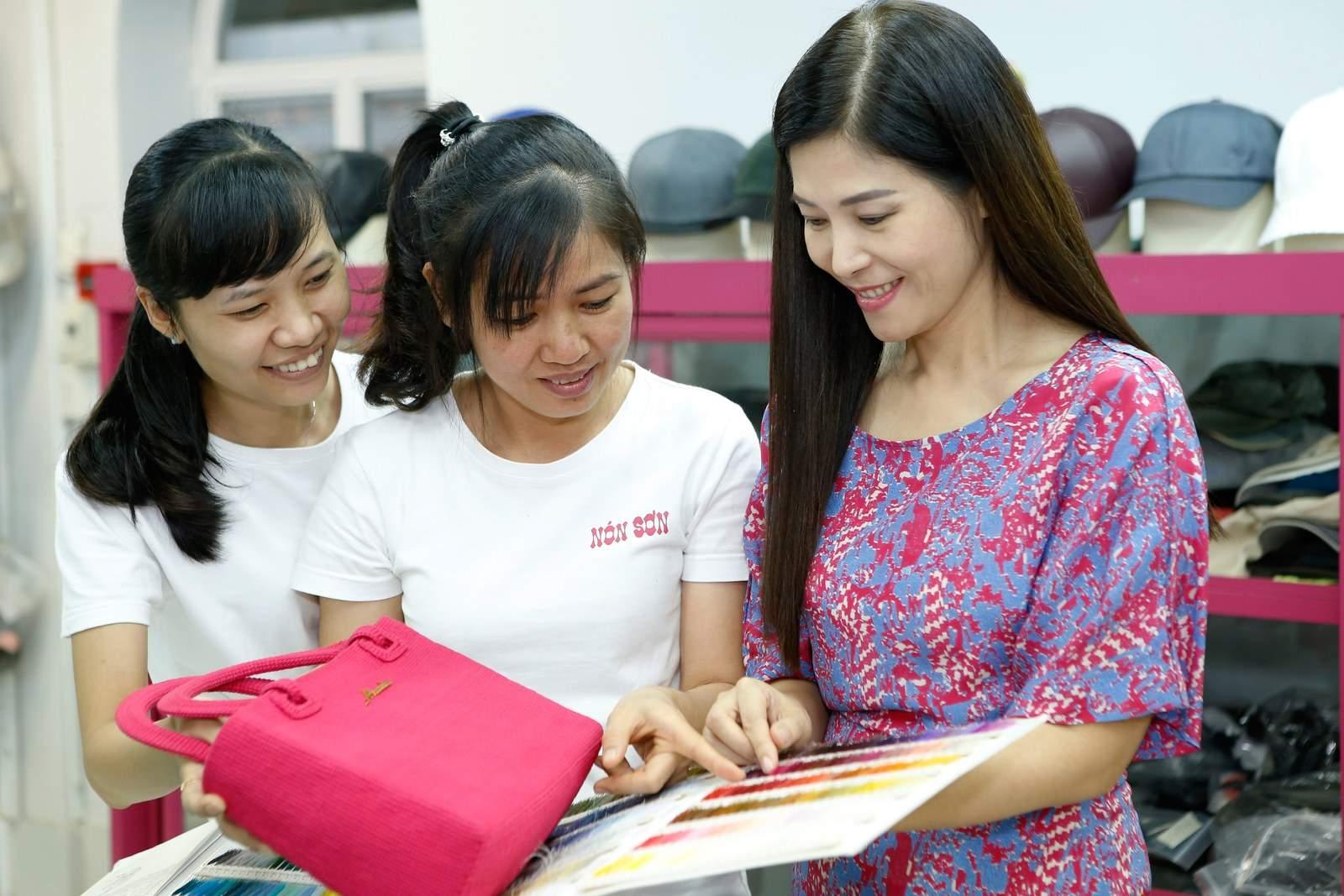 CEO Nguyễn Thị Thu Hà: Giấc mơ khởi nghiệp vươn ra thế giới từ đồ thủ công - Ảnh 3