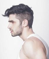 Model rambut, menyeleksi rambut di photoshop