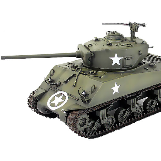 REVIEW: IPMS/USA review of Academy's M4A3 (76)W Tank Kit