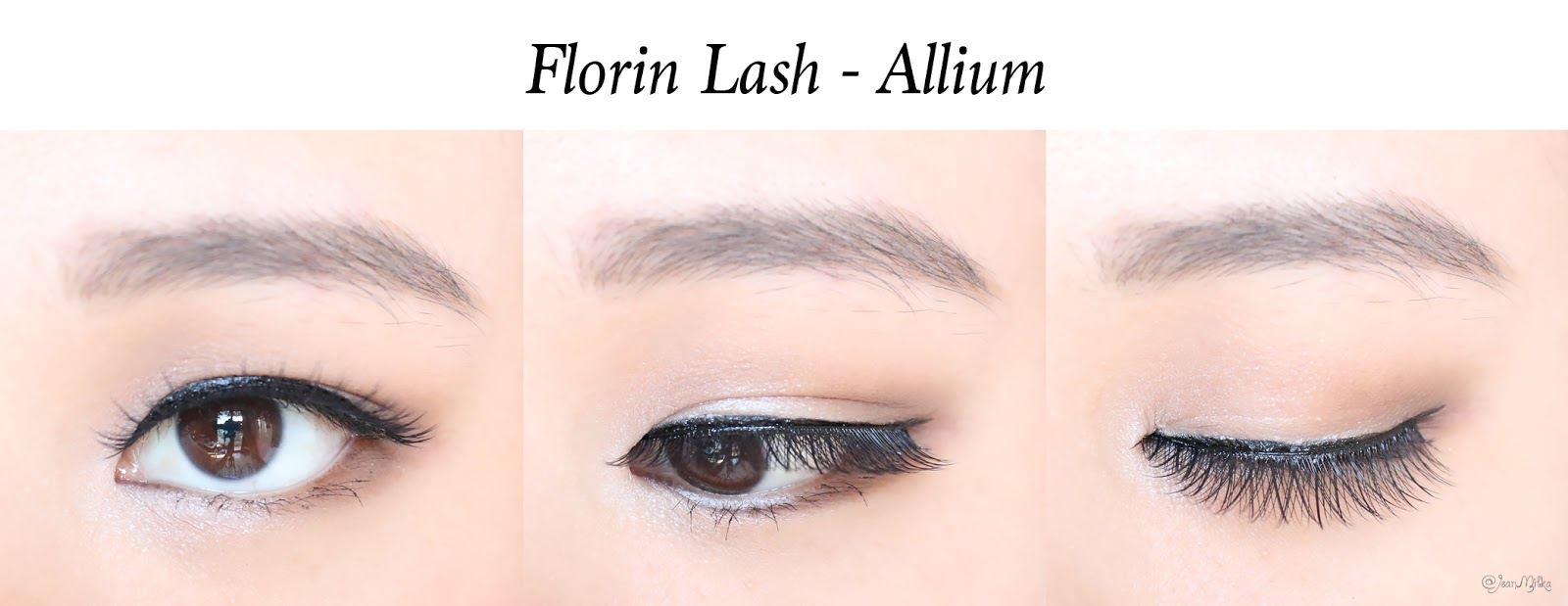 eyelashes, florin eyelashes, florin lash, florin, fake eyelashes, florin lash collection, bulu mata, bulu mata palsu, bulu mata murah, bulu mata natural, natural lashes, natural falsies, review, makeup