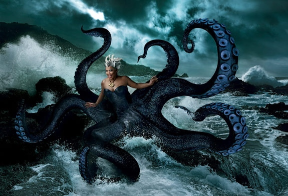 Disney Dream Celebrity Portraits by Annie Leibovitz-15