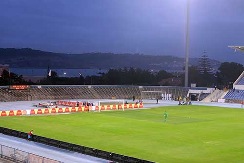 Os Belenenses, Restelo, Lisbon.