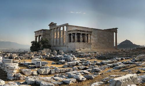 Consejos útiles si visitas los monumentos en Atenas