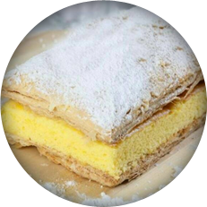 snowcake vanilla