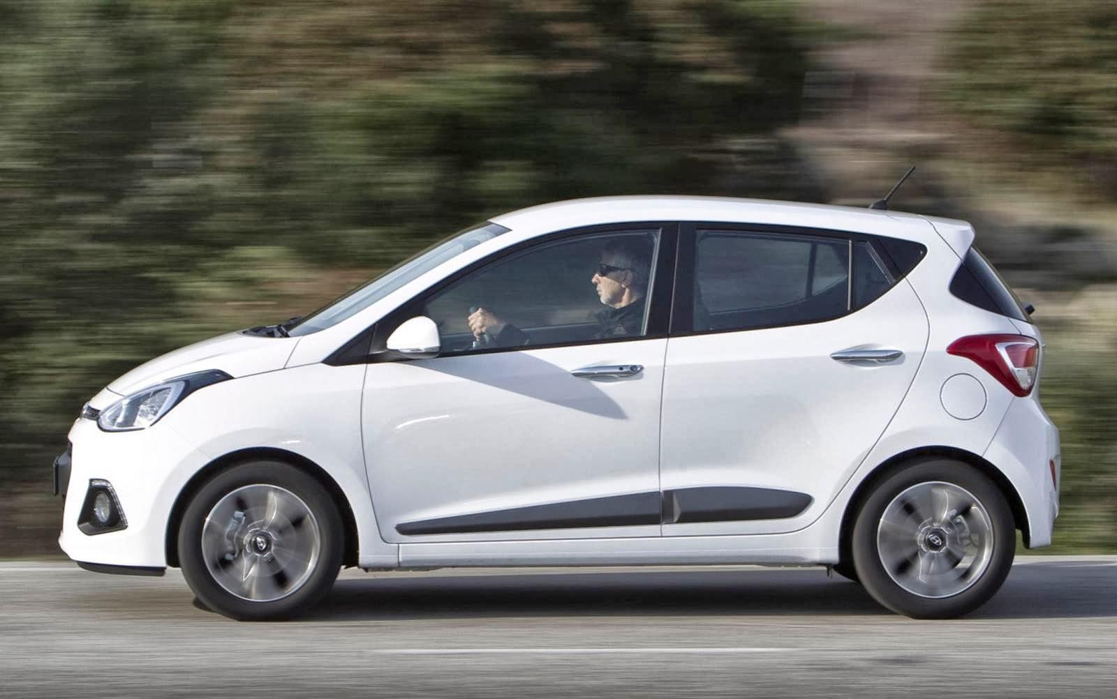 Hyundai i10 x Volkswagen Up!