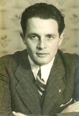 Francisco José Pérez, campeón del I Torneo Nacional de Lérida 1948