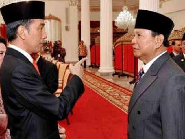 Jokowi-Amin Raih 6,1 Juta Suara di Real Count KPU, Prabowo - Sandi 5,1 Juta