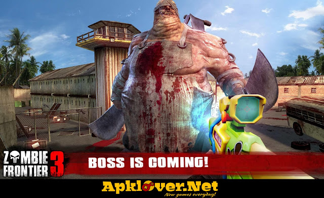 Zombie Frontier 3 MOD APK unlimited money & ammo
