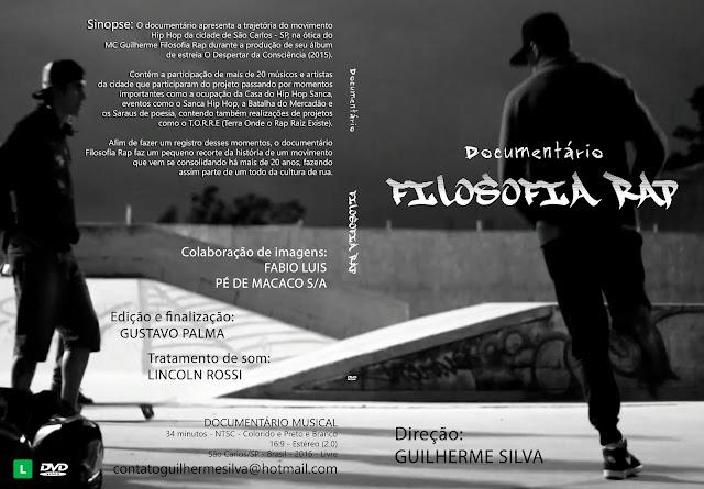 Assista o documentário que apresenta a trajetória do movimento Hip Hop da cidade de São Carlos - SP