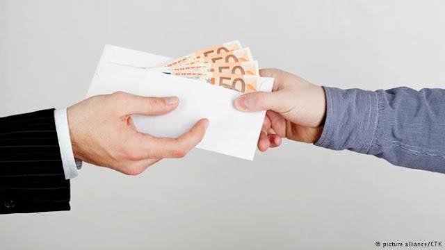 Μεγαλύτερη διαφθορά στην Ελλάδα
