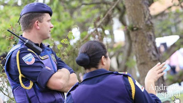 Concurso para a Guarda Municipal de Andradas(MG)