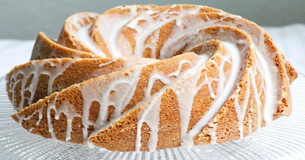 Coconut Bundt Cake With Lemon Filling Recipe