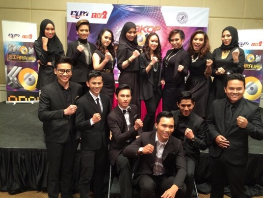 Ikon Siarawan 2016 program realiti Radio Televisyen Malaysia (RTM) TV2, senarai 12 peserta Ikon Siarawan 2016, gambar Ikon Siarawan 2016 musim ketiga
