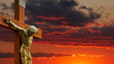 imagem de Jesus na cruz