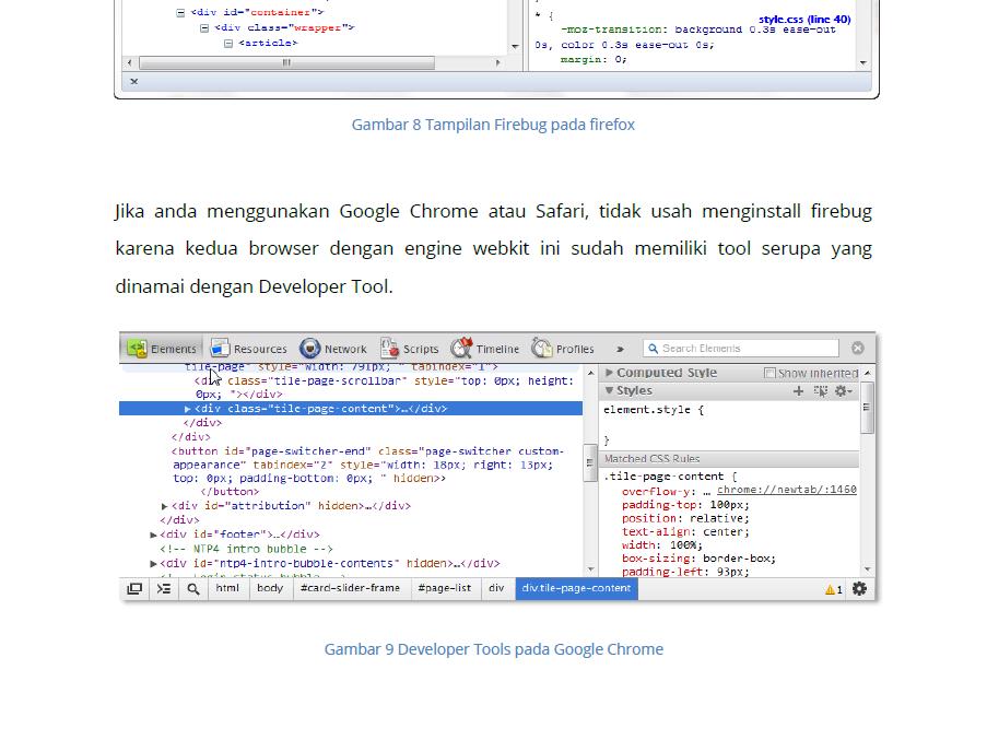 Ebook Css Indonesia