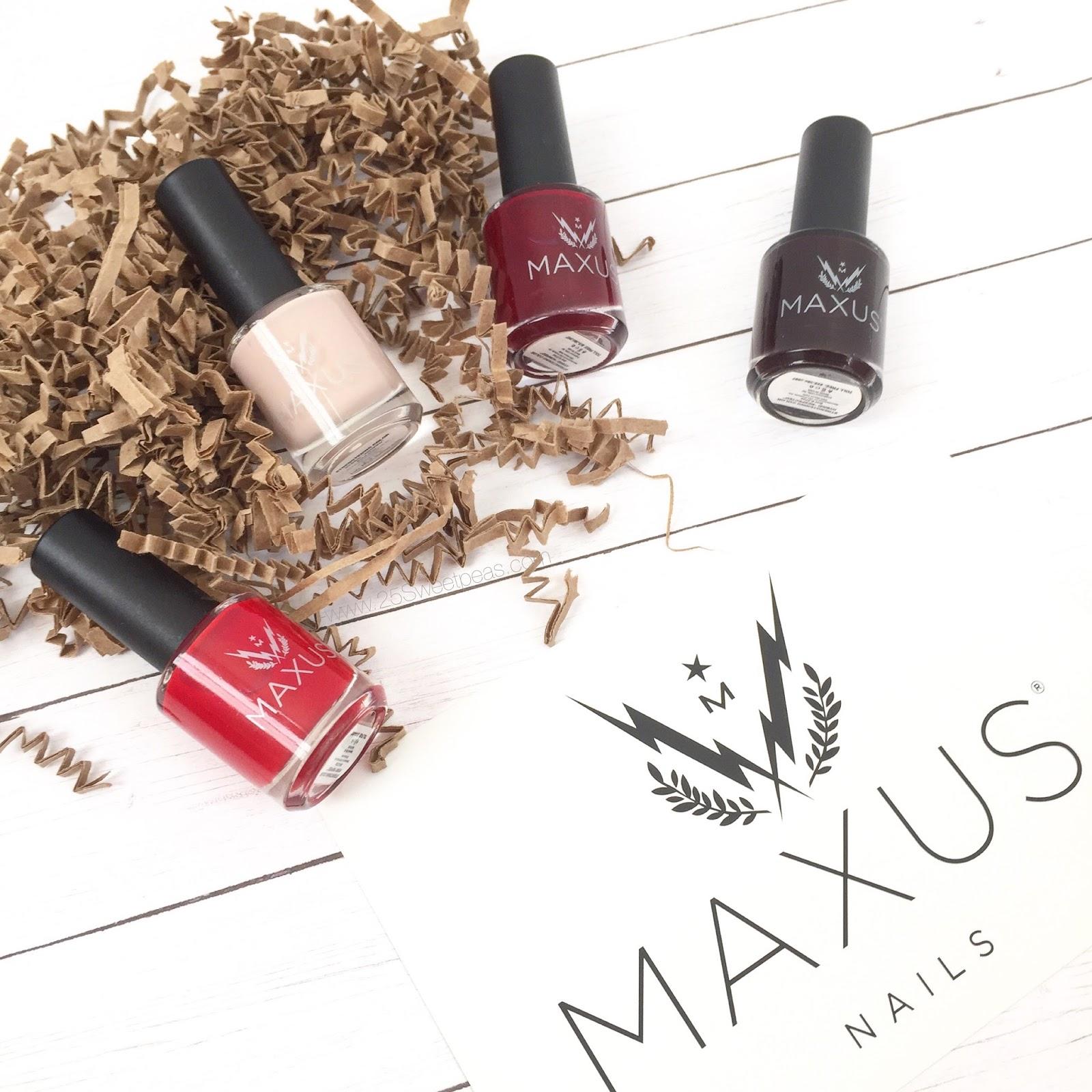 Maxus Nail Polish