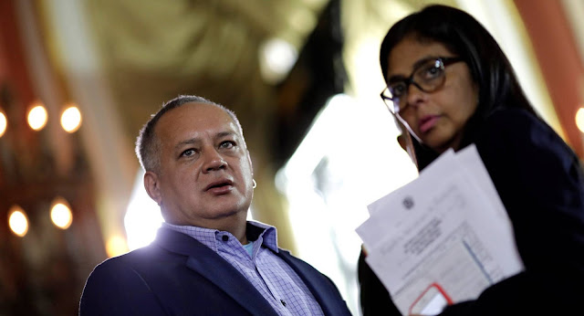Diosdado Cabello pierde la batalla judicial contra 'The Wall Street Journal'