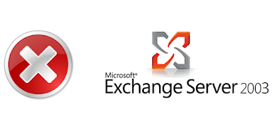 remove exchange server 2003
