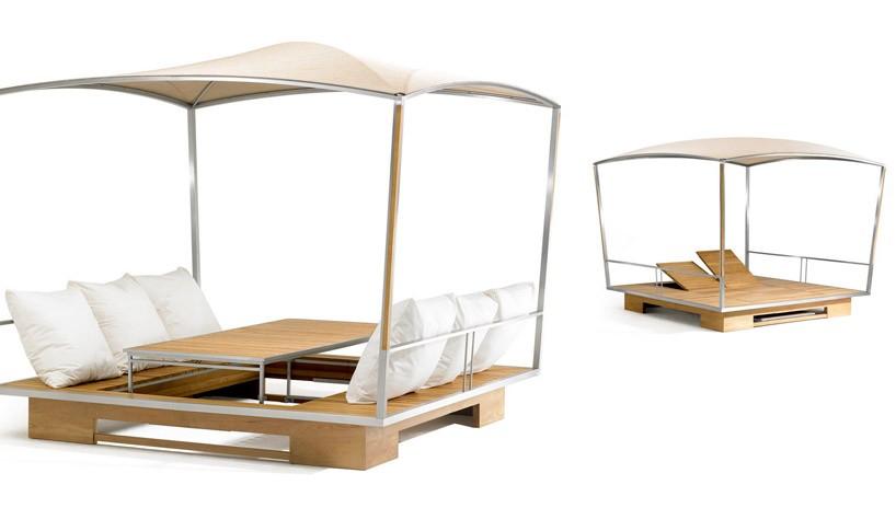 Portable Patio Gazebo Design